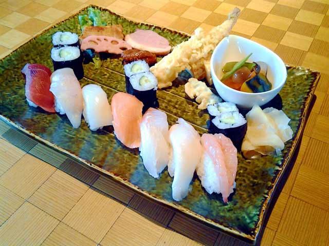 寿司和食家しゃかりき