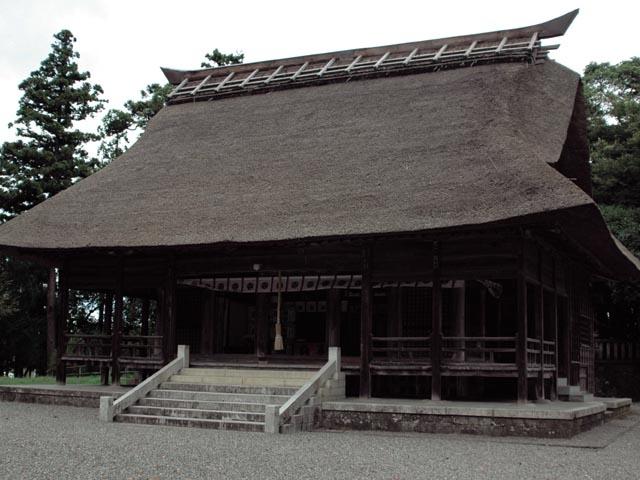 天津神社/奴奈川神社
