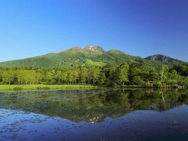 妙高高原・いもり池