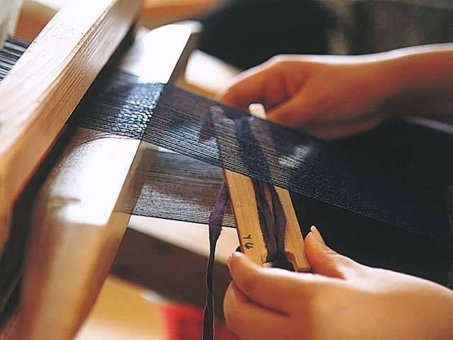 裂き織り工房 加藤