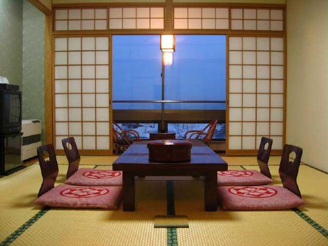 関温泉 旅館登美屋