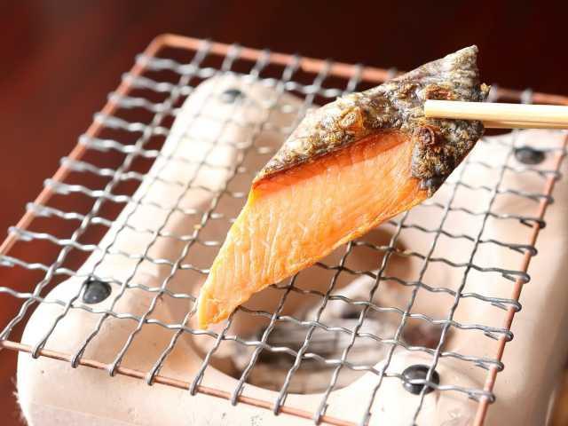 千年鮭 井筒屋