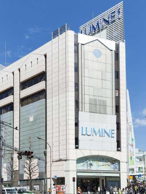 ルミネ新宿店 ルミネ1