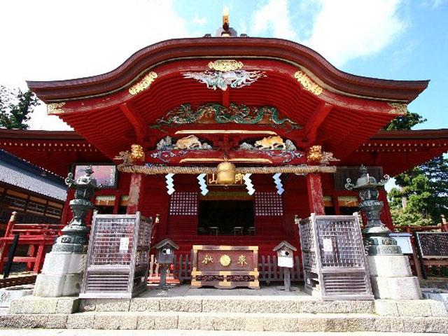 武蔵御嶽神社宝物殿