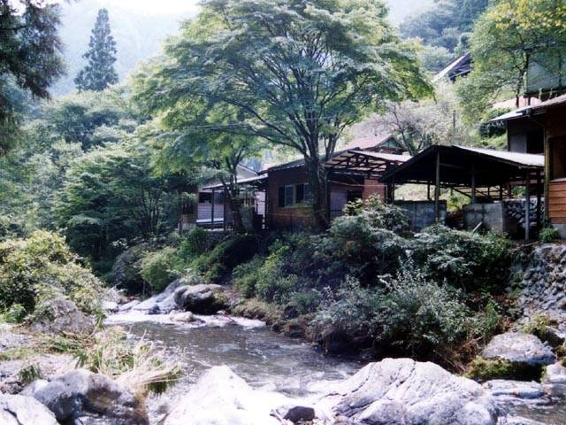 百軒茶屋キャンプ場