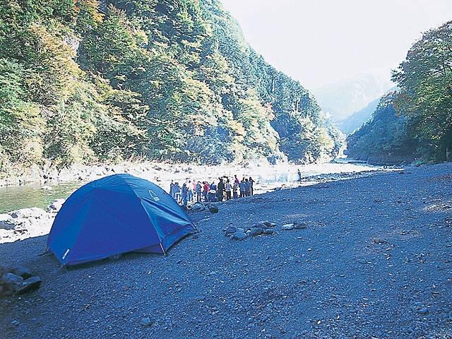 氷川キャンプ場