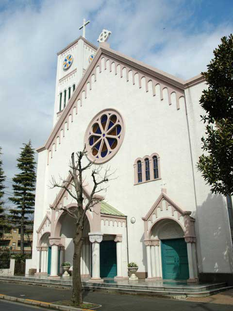 サレジオ教会(カトリック碑文谷教会)
