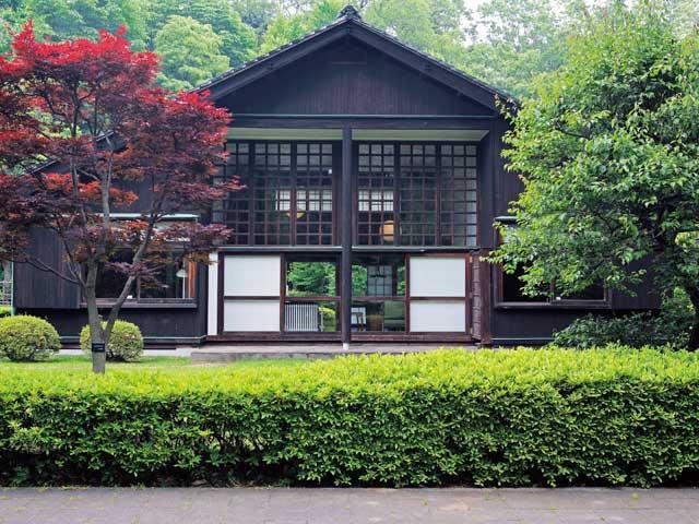 江戸東京たてもの園