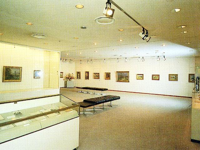 久米美術館