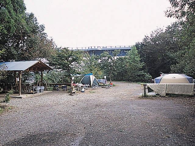 LOG VILLAGE山田大橋キャンプ場