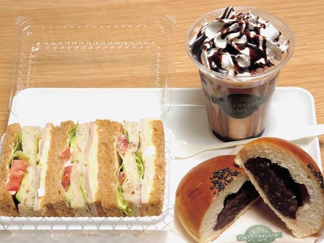 GIOオーガニックカフェ品川駅店