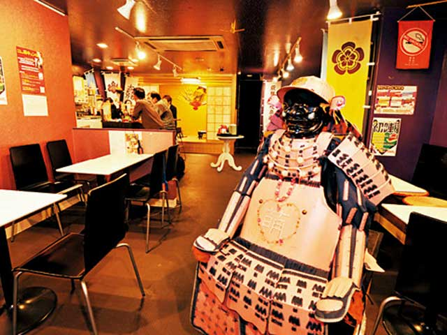 戦国メイドカフェ&バー もののぷ