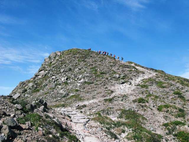 天上山トレッキング
