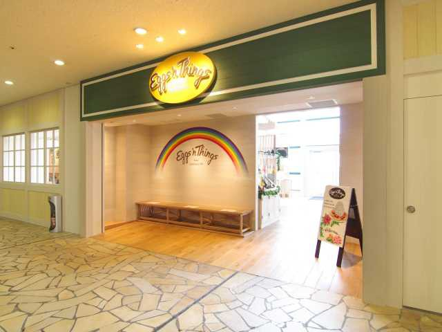 Eggs 'n Things お台場店