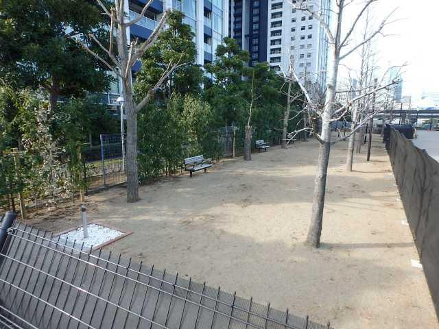 港南緑水公園 ドッグラン