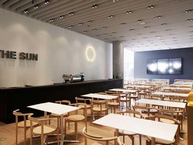 Cafe THE SUN