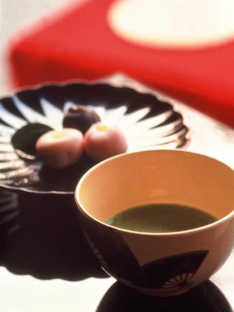 八芳園 茶室「夢庵」