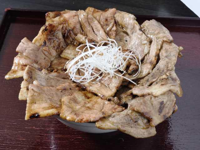 帯広豚丼 炭火焼 とんたん