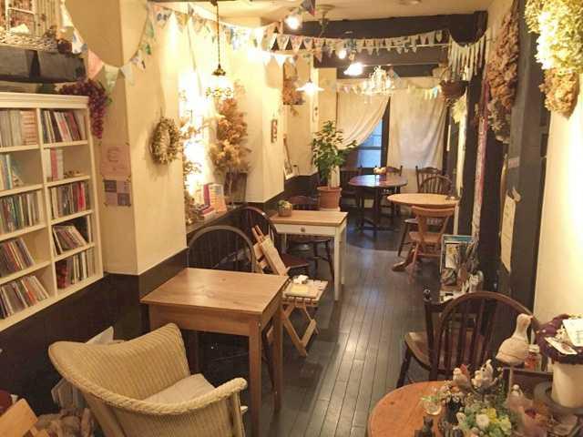 小さな喫茶店homeri