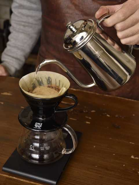 ONIBUS COFFEE 奥沢店