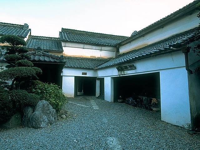 岡田記念館(代官屋敷)