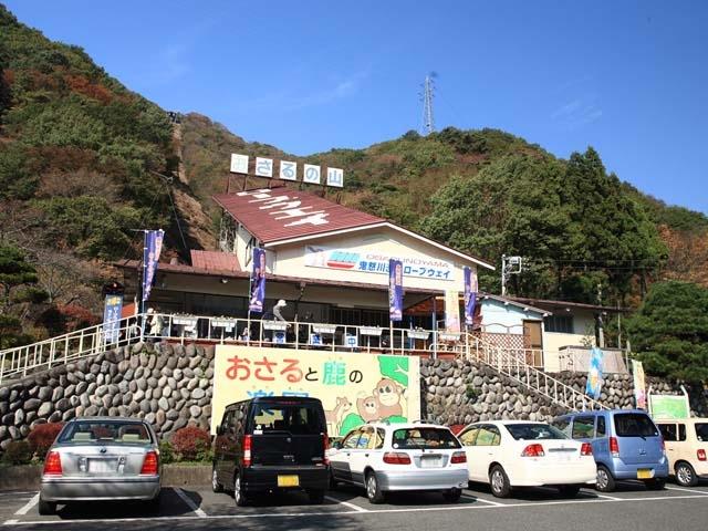 鬼怒川温泉ロープウェイ・おさるの山