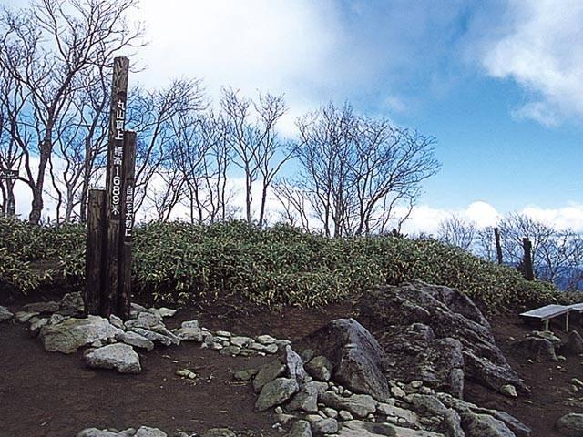 霧降高原ハイキングコース(丸山コース)