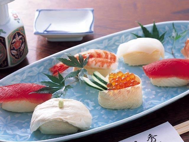 元祖湯波寿司 寿司秀