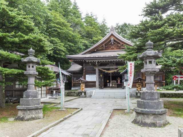那須温泉神社