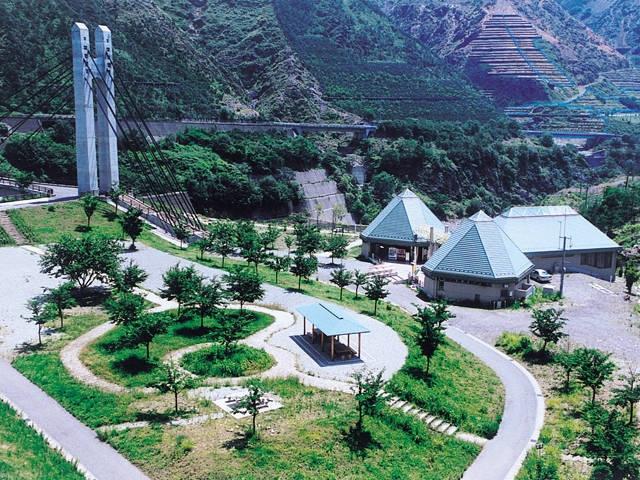 銅親水公園