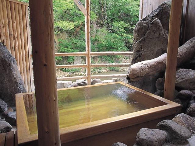 川俣 一柳閣(日帰り入浴)