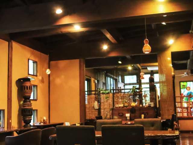 カフェレストラン 益子の茶屋