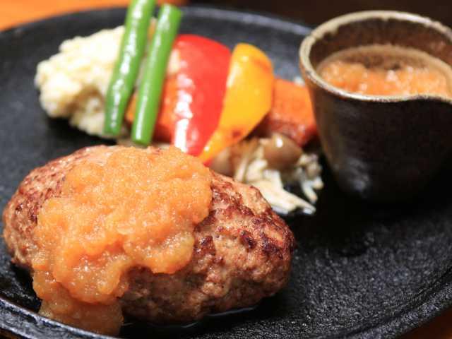 益子森のレストラン