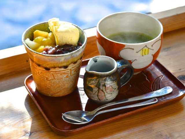 日光本宮カフェ