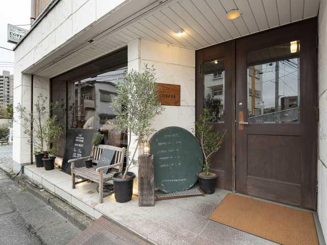 matsugamine COFFEE BUILDING