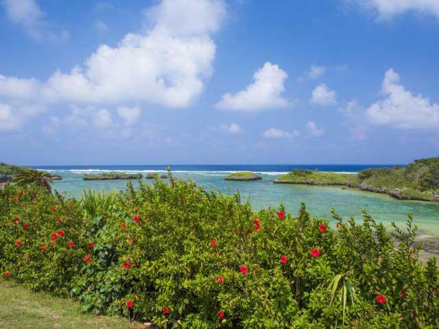 星砂の浜(西表島)