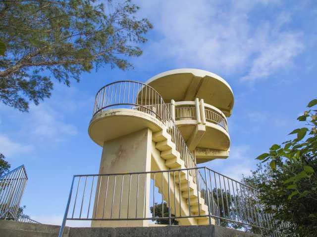 日の丸山展望台