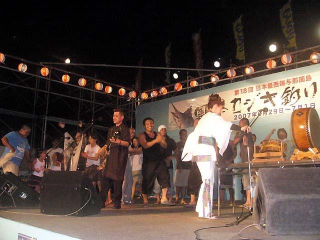 日本最西端与那国島国際カジキ釣り大会