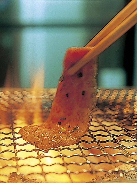 石垣牛 炭火焼肉 やまもと