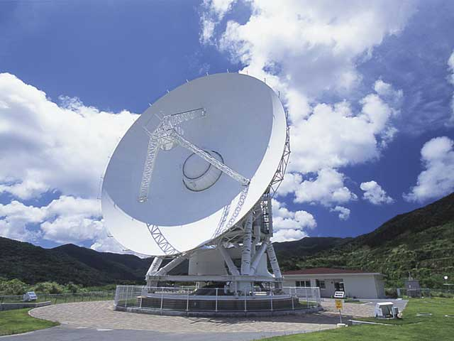 国立天文台VERA石垣島観測局