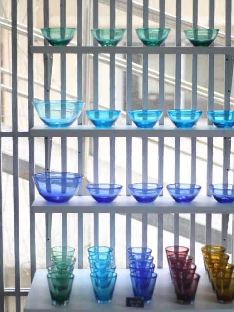 琉球ガラス工房glacitta'