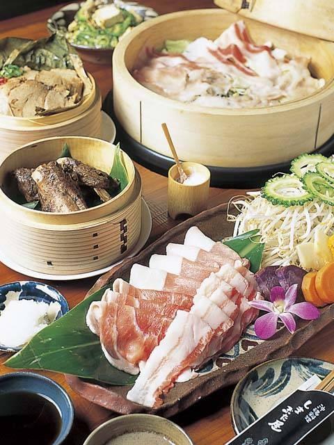 沖縄料理 しまぶた屋