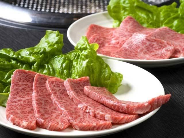 焼肉 琉球の牛