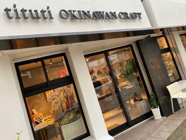 tituti OKINAWAN CRAFT