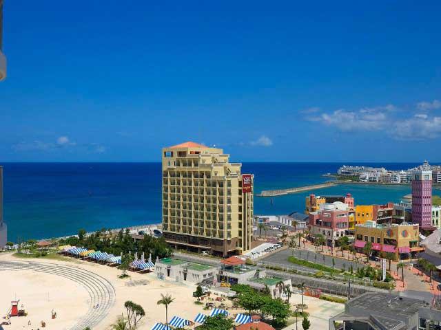 ベッセルホテルカンパーナ沖縄