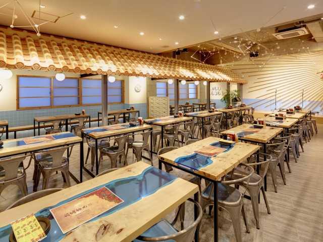 沖縄の台所ぱいかじ 国際通り店