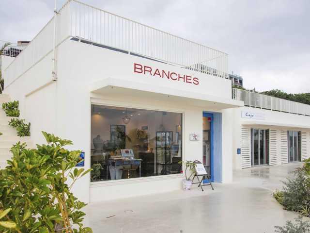BRANCHES BY TILLA EARTH ウミカジテラス店