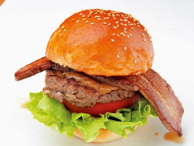 ToTo la Bebe Hamburger