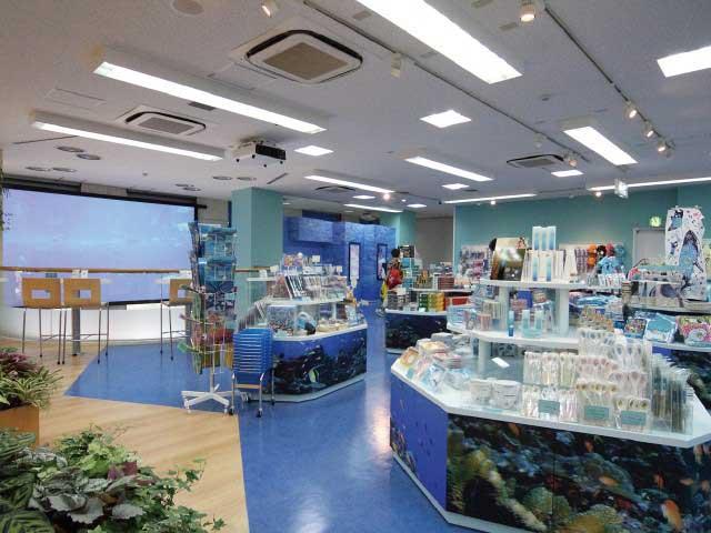 沖縄美ら海水族館アンテナショップ うみちゅらら