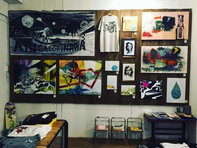 STOCK ROOM GALLERY